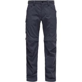 Haglöfs Zip Off Pantalones Hombre, dense blue